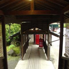 とろとろ★「紫尾温泉」を、好きなときに好きなだけ♪専用半露天風呂付客室プラン<1泊2食付>