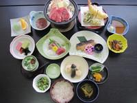 浅間山一望◆【源泉かけ流し】温泉と地産地消の料理を楽しむ