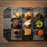 ■─フルコース─■ 2つのメインディッシュを自然食材で彩る「後悔しない美食プラン」