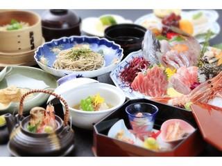 【お料理プラン】小田原早川漁港「旬の朝獲れ地魚」を愉しむ