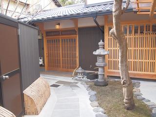 京町家聖護院 別館 2014年2月リニューアルオープン 5名様までに最適!駐車場付き!自転車付き!
