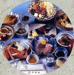 新潟の港に水揚げされた魚を使用!!おまかせ料理 【1泊2食付】