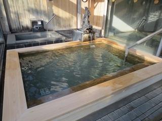 平日の和室 トイレ付(大浴場利用)