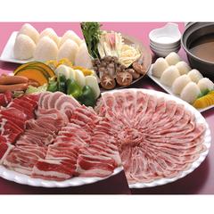 【夕食付】大好評!*冬あったか*選べるお料理4コース