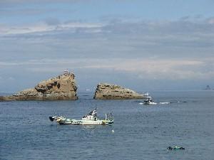 【最安値】◆◇◆主人が釣った魚は美味しい!!旬魚の舟盛りコース◆◇◆【添い寝無料】