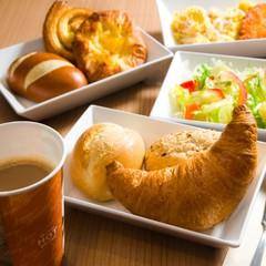 【QUOカード1000円プラン】*焼き立てパン朝食・天然温泉・駐車場無料*