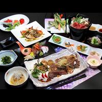メインは栃木県産のステーキ×地元食材と旬の素材を生かした創作料理【1泊2食】