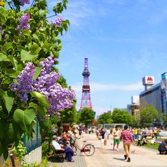 春の北海道旅行へGO♪【サウナ・大浴場無料】〜駐車800円〜