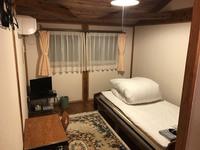 洋室6畳(お一人旅用)