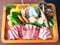 【ファミリー】夏旅!みんなでガッツリ!海鮮MIX・BBQ満腹プラン!〜1泊2食付プラン〜  2018