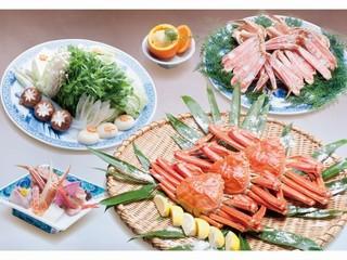 【1泊2食付き】海の京都へカニを食べに出かけよう☆冬旅!丹後へ お手軽カニすきプラン