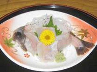 岩魚(いわな)のお造りプラン<現金決済>【ホンモノを楽しむ旅】