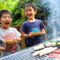 【4〜9月限定】【直前予約】1080円割引!地鶏と夏野菜のBBQ『直前割』プラン