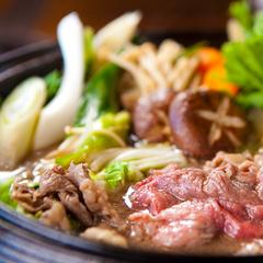 【1泊2食】どんぐり一番人気!部屋食が嬉しい♪豊後牛すき焼きプラン