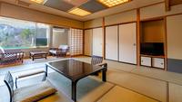 【高層階・与平次亭】和室(12+6畳)