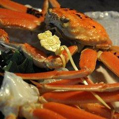 ☆2人で一杯☆ 《蟹+旬のお料理プラン》
