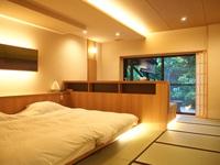 15畳ベッドルーム+ダイニング 露天風呂付