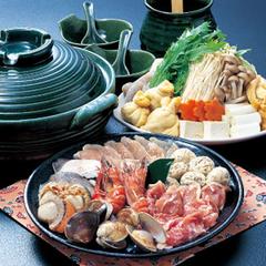 【選べるお鍋】3種類からお好きなお鍋をチョイス♪2食付