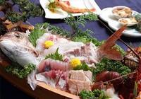 【現役海女の女将オススメ】伊勢海老入の舟盛&旬の海幸がメイン!1番美味しい旬の幸を食べよう!