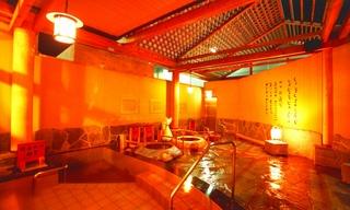 【日曜日・祝日限定】天然温泉大浴場入浴券付プラン
