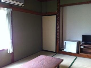 6畳和室 萩の間