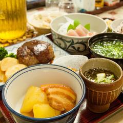 【2食付】嬉しい特典付き★絶品郷土料理を堪能♪人気のスタンダードプラン