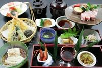 【平日限定】1泊2食付きで8,500円〜!選べる和食御膳プラン!