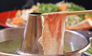 5室限定のおもてなしを土日同一価格で♪【掛川フレッシュポーク】のお茶しゃぶしゃぶプラン〜お部屋食〜