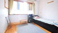 【男性専用】2階-洋室205 ※2人利用はエキストラベッド