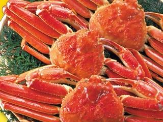 4月5月グルメフェア【蟹の食べ放題&桜海老と初かつおフェア】バイキング&飲み放題付プラン