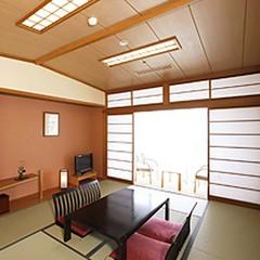 【和室】8〜10畳(トイレ付)普通室