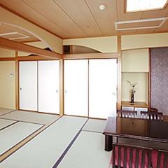 【和室二間】10畳+6畳(バス・トイレ付)和室