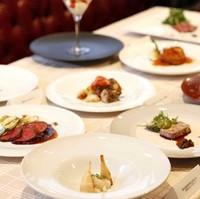 【1泊2食付 10300円〜】夕食は5種より選べるシェフ特製本格ディナー♪<お部屋はホテルおまかせ>