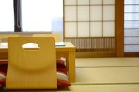 ☆夜景一望の広縁つき10畳☆ご家族・グループ素泊まり和室利用プラン
