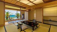 【禁煙室】海一望和室海側 11.5帖 部屋食