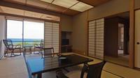 【禁煙室】2Fコンフォートルーム10畳+6畳+広縁 部屋食