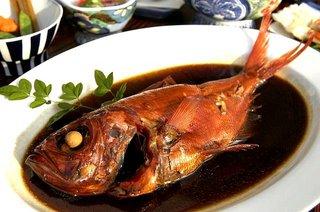★稲取金目鯛姿煮♪♪海鮮盛りプラン