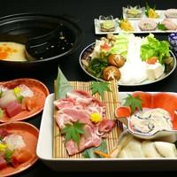 【1泊2食】×【会場食】山側のお部屋でゆっくり♪瀬戸の宴・三味鍋プラン