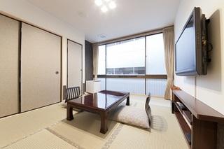 【ちょっと狭いけど…お得に和室に泊まりたい】山側和室6畳