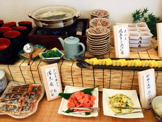 【BBHグループ100店舗達成記念♪】日本三名泉を満喫!1泊朝食付プラン♪地産食材の朝食バイキング♪