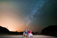 【☆沖縄唯一☆】その星空との出会いを旅の想い出に☆星空と記念撮影プラン(食事なし)