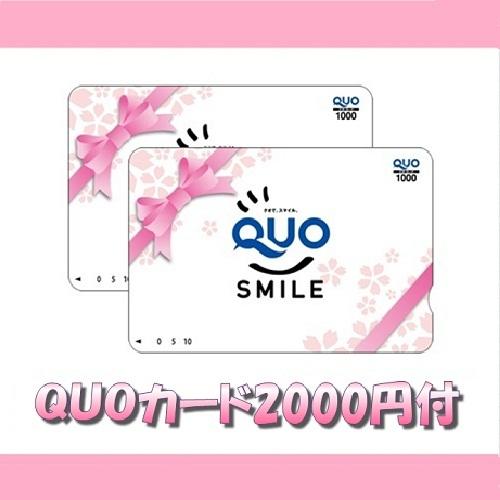 【QUO2000円付/食事無し】お得なQUOカード2000円分付!食事無しで時間を気にせず滞在OK