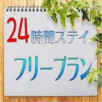 【バージョンアップして登場!】24時間フリーステイプラン