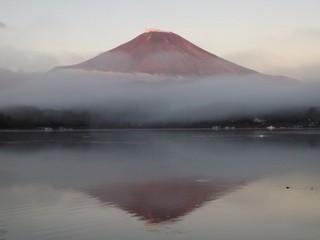 早朝出発でも大丈夫【夕食付】プラン、お部屋は全室富士山&山中湖ビュー