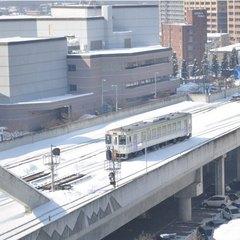 【トレインビュー確約】鉄道ファン必見★鉄宿プラン!レイトアウト付【TRV】
