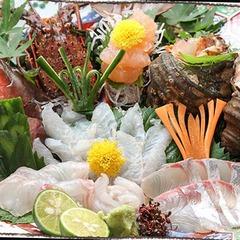 【お肉も食べたい!大人気★】淡路牛陶板焼+海の幸満喫プラン[1泊2食付]