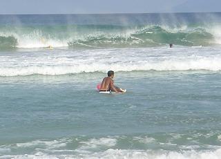 サーフィンやってみた〜い!という方一押し!! サーフィン体験レッスンプラン♪ 2食付き 現金特価