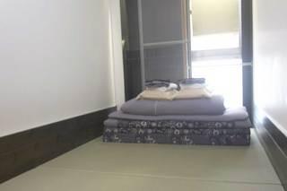 1階和室シングルルーム(禁煙・LAN接続無料)
