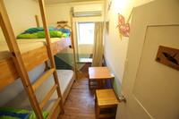 二段ベッドツインルーム 「鶴」