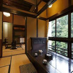≪事前カード決済限定≫年末年始は二間続きの民芸調のお部屋で古き良き日本の宿の趣を感じる♪